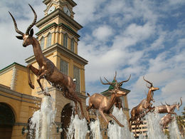 Photo of Johannesburg Gold Reef City Theme Park Half-Day Tour Gold Reef City: Jump for Joy