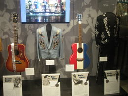 Photo of   Guitar display