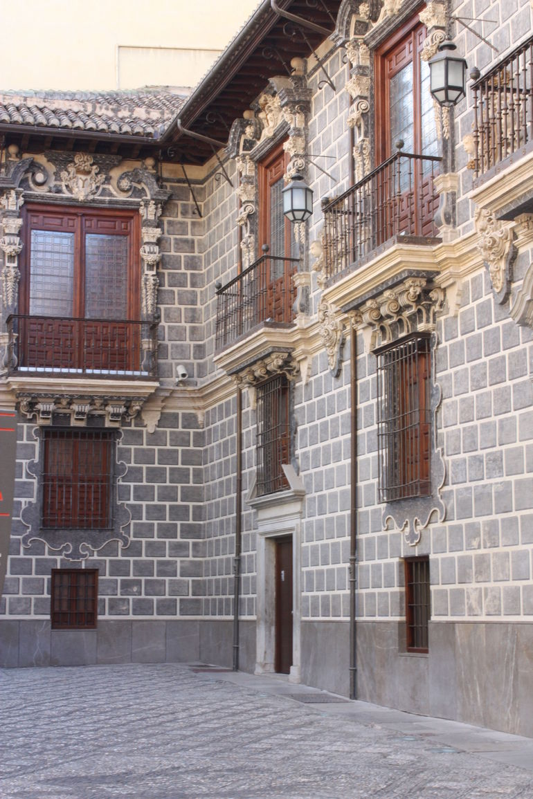 Historical Granada and Albaicin Walking Tour - Granada