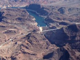 Photo of Las Vegas Best of the West Rim: Grand Canyon Air Tour with Helicopter, Boat Ride and Optional Skywalk Admission Hoover Dam