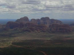 Photo of Ayers Rock Uluru and Kata Tjuta Tour by Helicopter from Ayers Rock Kata Tjuta