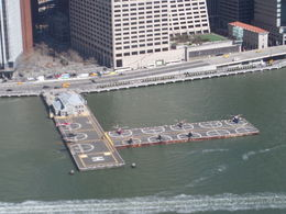 Photo of New York City New York Manhattan Scenic Helicopter Tour le retour