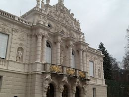 Photo of Munich Royal Castles of Neuschwanstein and Linderhof Day Tour from Munich Linderhoff palace
