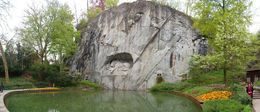 The Lion Monument , Amer T - May 2013