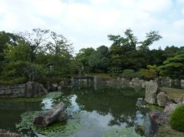 Photo of Kyoto Kyoto Full-Day Sightseeing Tour including Nijo Castle and Kiyomizu Temple Nijo Castle garden