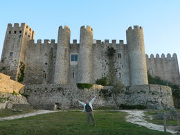 Photo of Lisbon Lisbon Super Saver: 2-Day Sintra, Cascais, Fatima, Nazare and Obidos Small-Group Day Trips Obidos