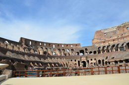 Photo of Rome Ancient Rome and Colosseum Tour: Underground Chambers, Arena and Upper Tier Platform of the Arena
