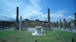 RUINS OF POMPEII , Eva P - July 2011