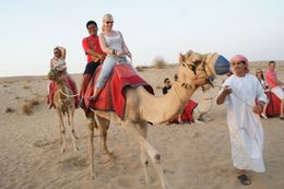 Photo of Dubai Dubai Super Saver: City Sightseeing Tour and Desert Safari Quite a ride