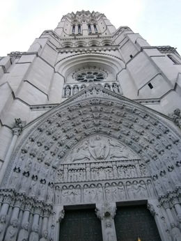 Photo of New York City New York City Guided Sightseeing Tour by Luxury Coach Riverside Church