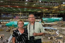 Photo of Seattle Morning Tour of Boeing Factory from Seattle Seattle Boeing tour 2014
