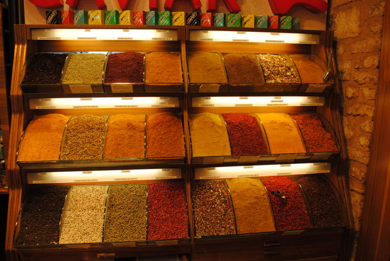 Spice market - Istanbul