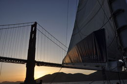 Photo of San Francisco San Francisco Bay Sunset Catamaran Cruise Sunset