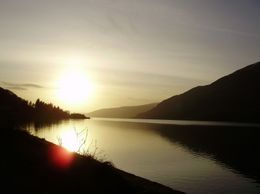 Photo of Edinburgh Loch Ness, Glencoe and the Highlands Small Group Day Trip from Edinburgh Sunset