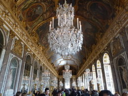 Photo of Paris Versailles and Giverny Day Trip The Hall of Mirrors