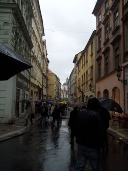 Photo of Prague Small-Group Prague Walking Tour: Malá Strana, Prague Castle and St Vitus Cathedral The narrow ways