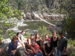 Photo of Cape Town 4-Day Garden Route Tour from Cape Town Tsitsikamma
