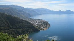 Photo of Guatemala City Lake Atitlán Sightseeing Cruise with Transport from Guatemala City View of Panajachel