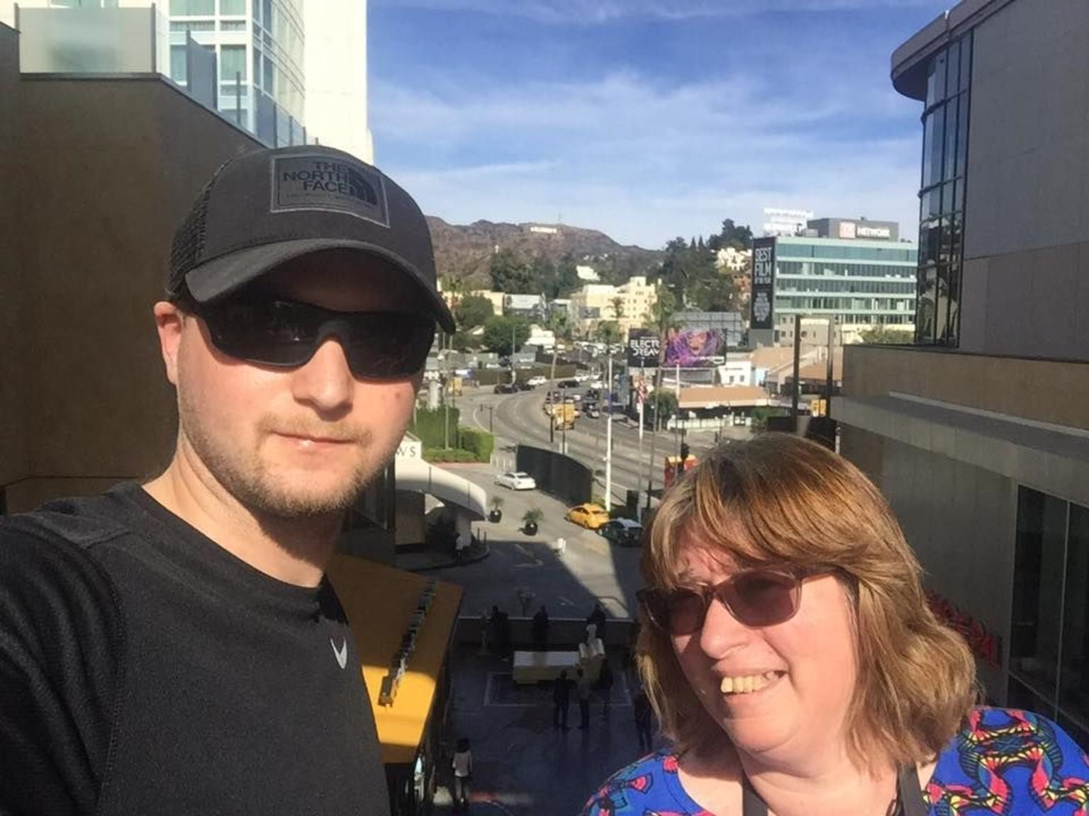 Small-Group Hollywood and Los Angeles Day Tour from Las Vegas