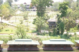 Photo of Bangkok Thai Burma Death Railway Bridge on the River Kwai Tour from Bangkok A view from the train.
