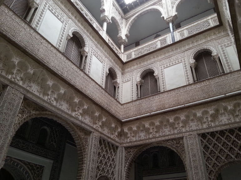 Alcazar of Seville - Madrid