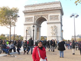Photo of Paris Paris City Hop-on Hop-off Tour Arc de Triomphe