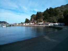 Photo of San Francisco San Francisco Ferry: Angel Island Camp site 2