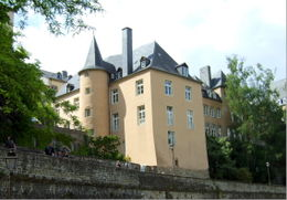 Majestic - castle in Luxembourg, Valentina N - May 2011