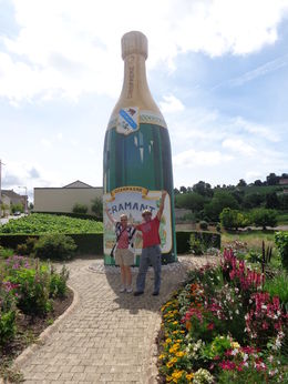 Photo of Paris Small-Group Wine-Tasting Trip to the Champagne Region from Paris Cramant