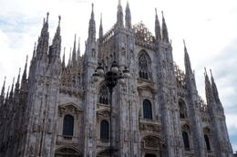 Amazing architecture and detail. This Gothic cathedral took nearly six centuries to complete. , Jenny B - October 2012
