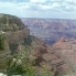 Foto von Las Vegas Grand Canyon – Bustour zum Südrand mit optionalen Upgrades First view of the Grand Canyon