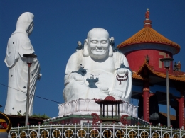 Photo of Taipei Northern Coast Half-Day Tour including Yehliu Park from Taipei Keelung Buddah