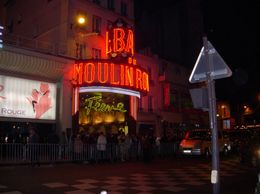 Photo of Paris Paris by Night Illuminations Tour and Paris Moulin Rouge Show Kicking Out Time!