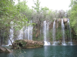Photo of Antalya Perge, Aspendos and Manavgat Waterfalls Day Tour from Antalya Kursunlu