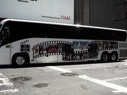 Tour Bus, William - August 2011