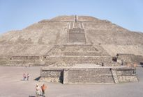 Photo of Mexico City Teotihuacan Pyramids and Shrine of Guadalupe