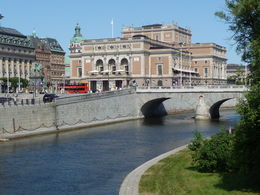 Photo of Stockholm Stockholm in One Day Sightseeing Tour Opera House - Gustav Adolfs Torg