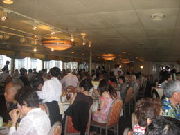 Photo of Oahu Oahu Casual Sunset Dinner and Show Cruise People Inside