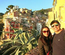 Photo of Florence Cinque Terre Hiking Day Trip from Florence @ Riomaggiore, the last stop