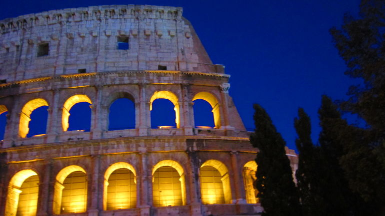 Rome by Night - Rome