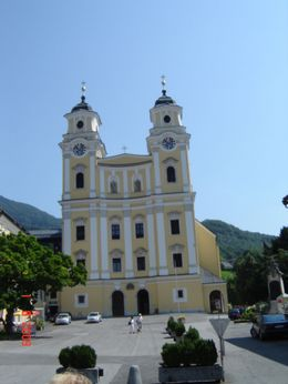 This is the church where the wedding scene of Maria and captain was recorded., Olivia Z - August 2009