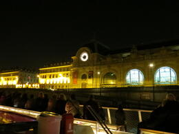 Photo of Paris Eiffel Tower Dinner and Seine River Cruise The Seine at Night