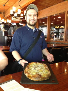 Photo of Seattle Gourmet Seattle Walking Tour This is Serious Pie!