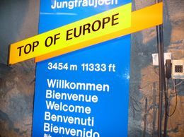 Photo of Zurich Jungfraujoch: Top of Europe Day Trip from Zurich Top of Europe-Jungfraujoch