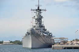 USS Missouri , Colin V - October 2011