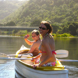Photo of Cape Town 4-Day Garden Route Tour from Cape Town Wilderness Canoe