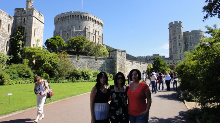 Windsor background - London