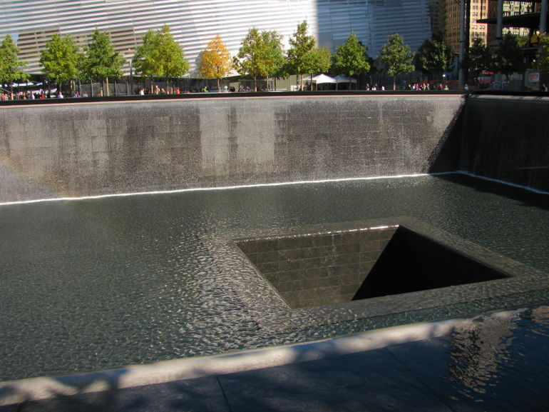 911 Memorial, Oct 2012 - Brooklyn