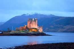 Photo of Edinburgh 3-Day Isle of Skye Small Group Tour from Edinburgh Castle by day  and  night