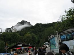 Photo of Munich Neuschwanstein Castle Small Group Day Tour from Munich Castle in the clouds